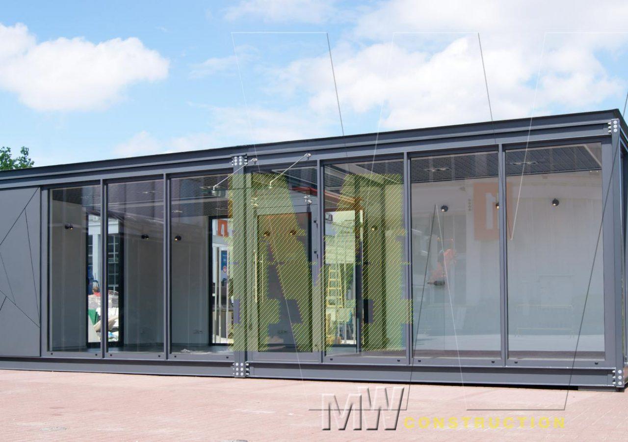 modern Pavilion price - MW Construction