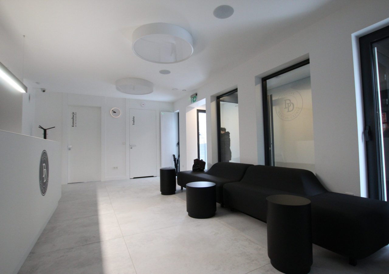 luxury dental office - MW Construction