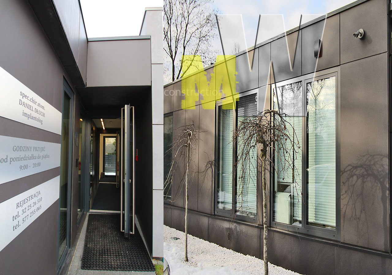 luxury modular office price - MW Construction