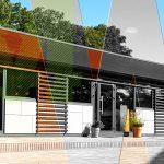 pavilion restaurants - MW Construction