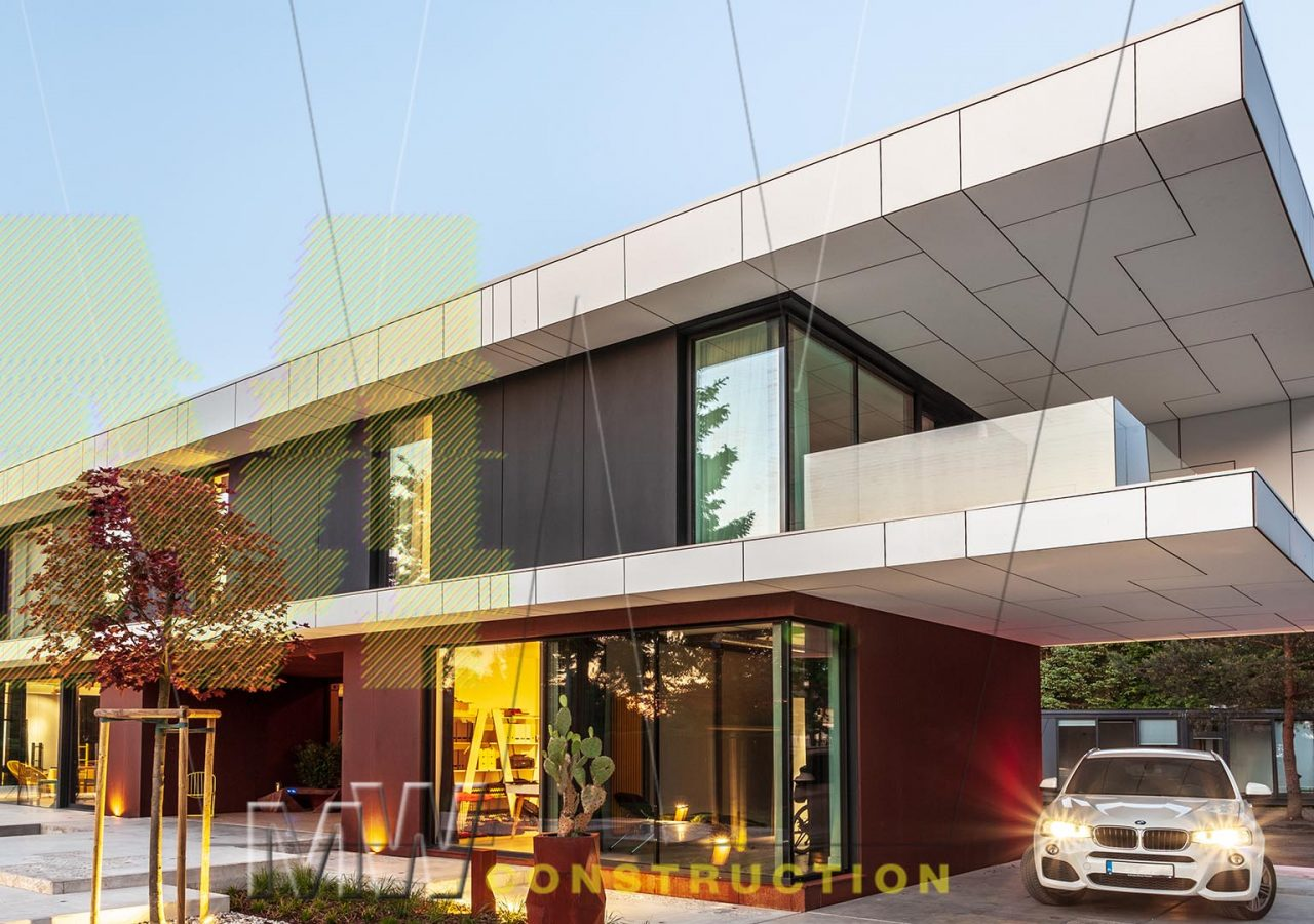modular home - MW Construction