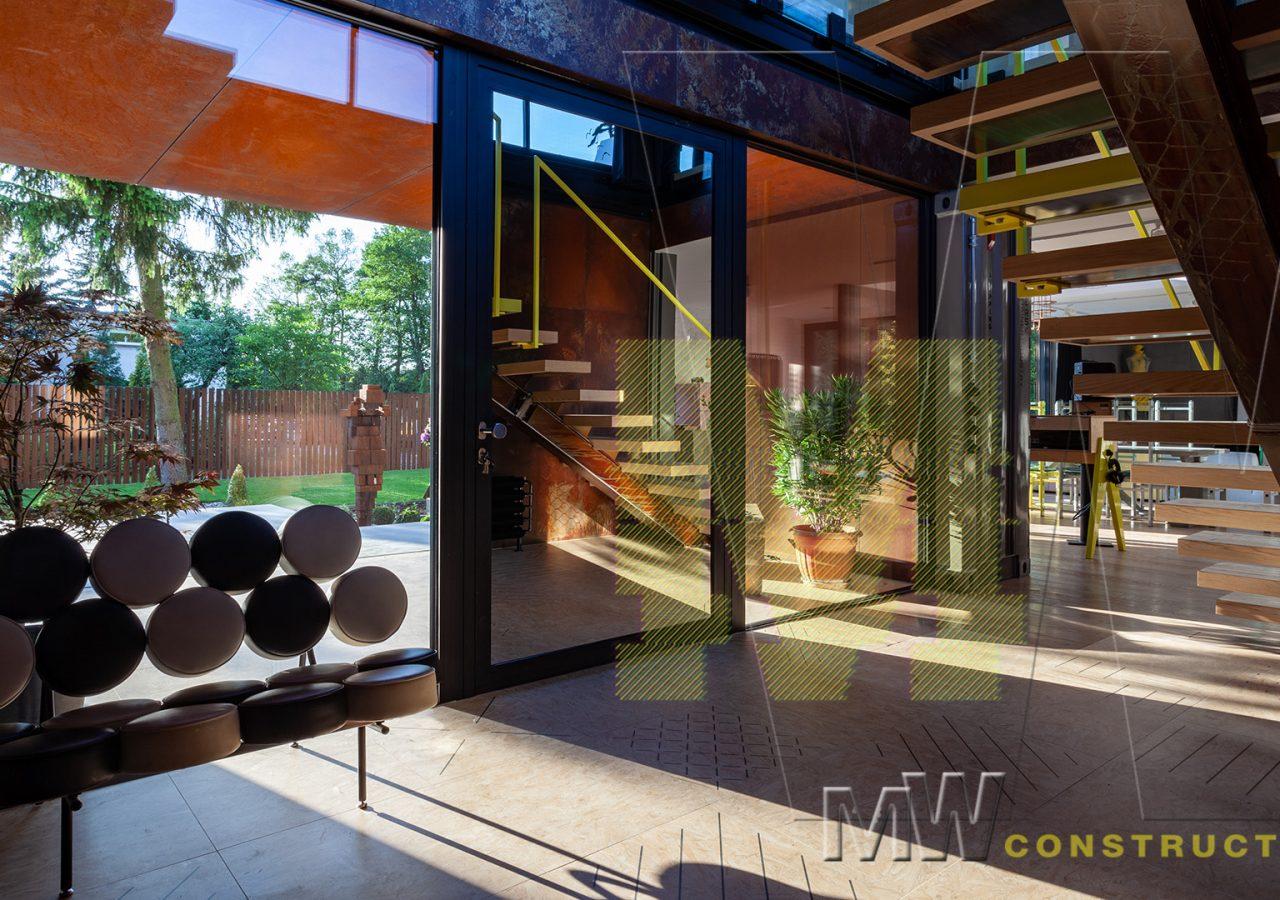 smart house modular building - MW Construction
