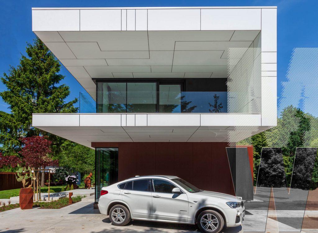 luxury modular house - MW Construction
