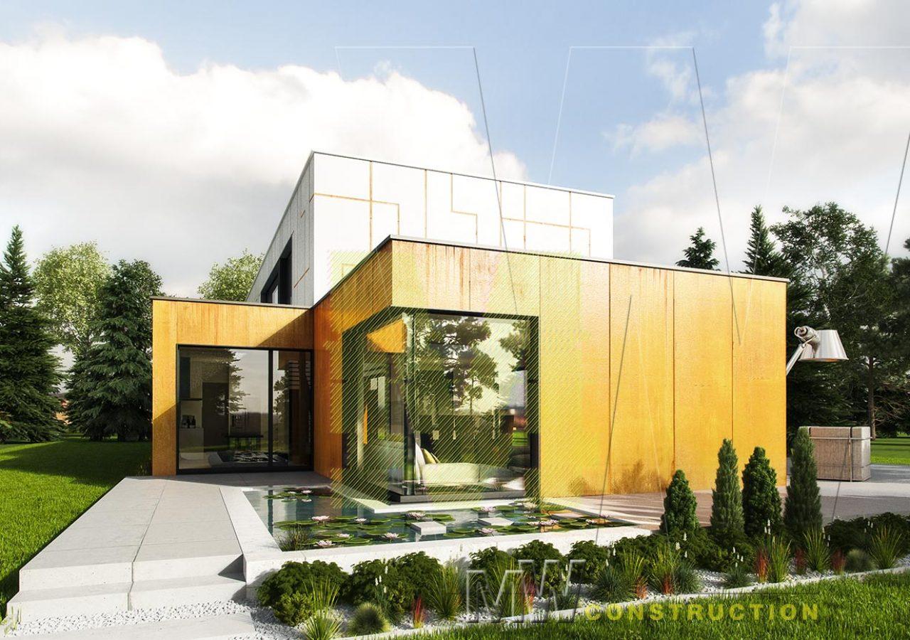 luxury office - MW Construction