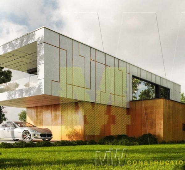 Modular house 210 m2