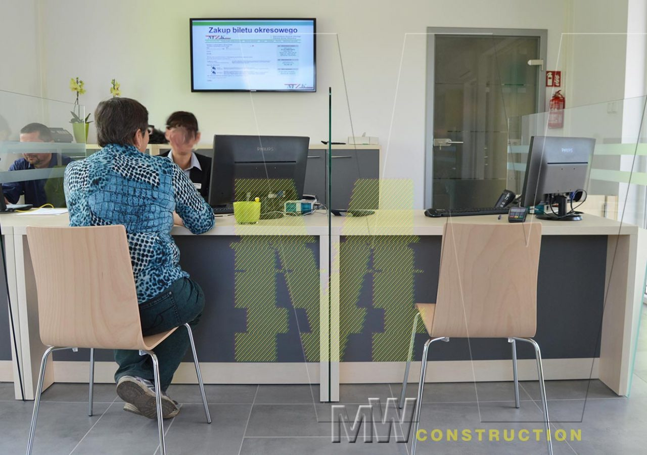 sales offices - MW Construction