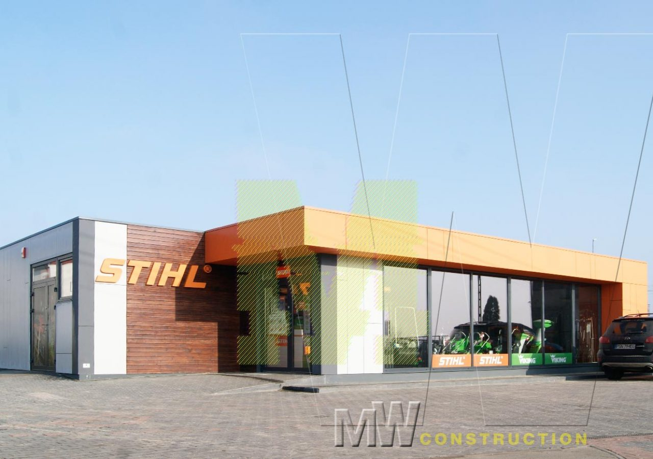 modular pavilions - MW Construction