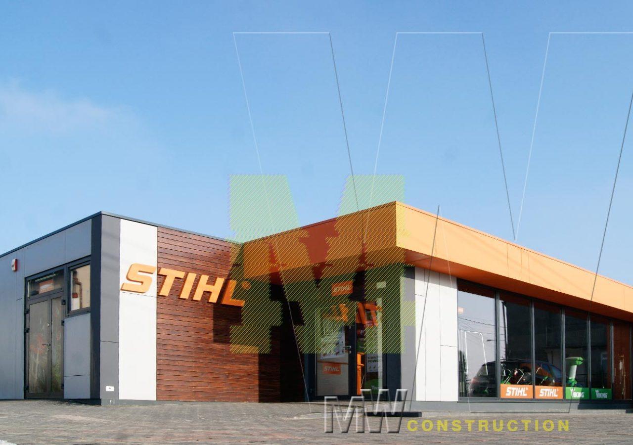 modular office - MW Construction