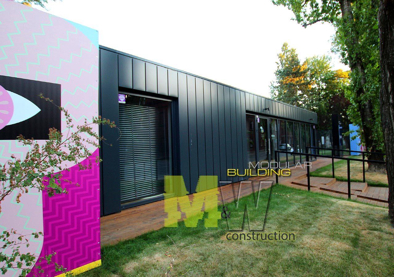 modernpavilion for sales - MW Construction