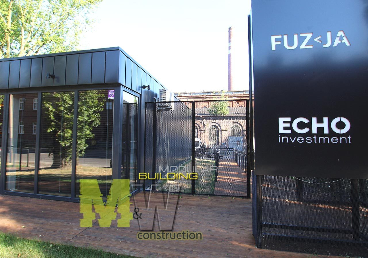 modular offices in uk - MW Construction