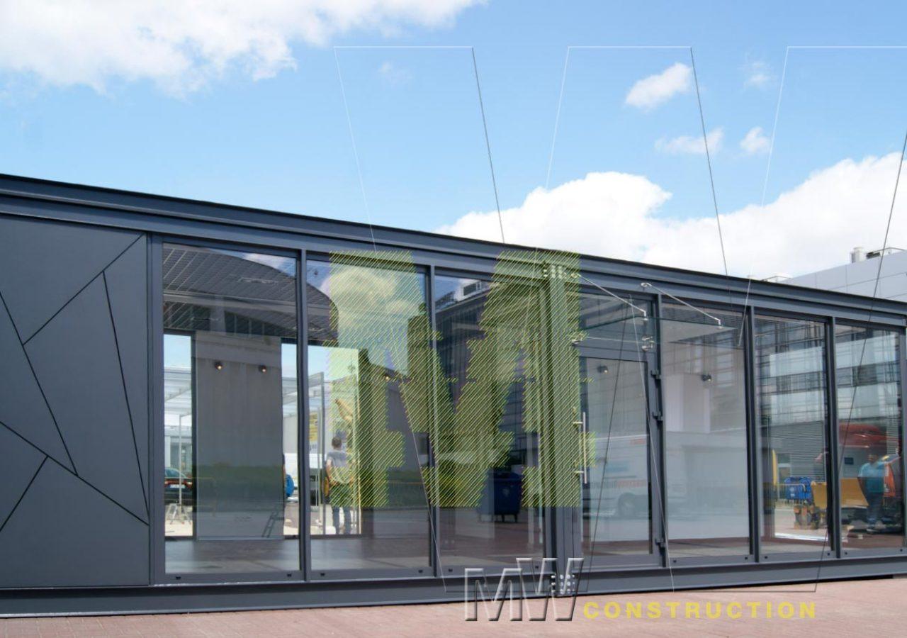 modern garden offices, ebay - MW Construction