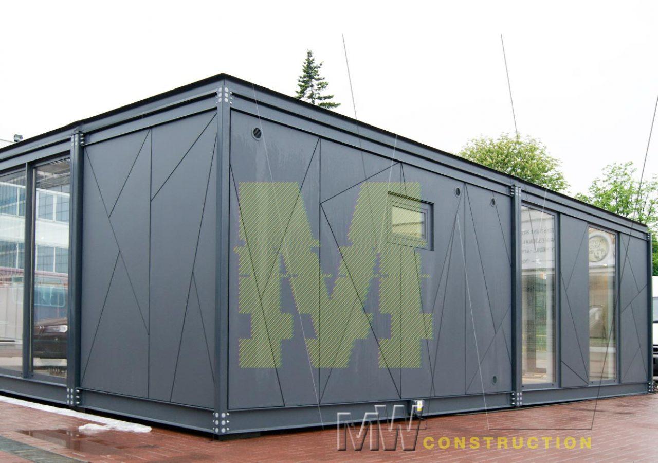 smart office modular - MW Construction