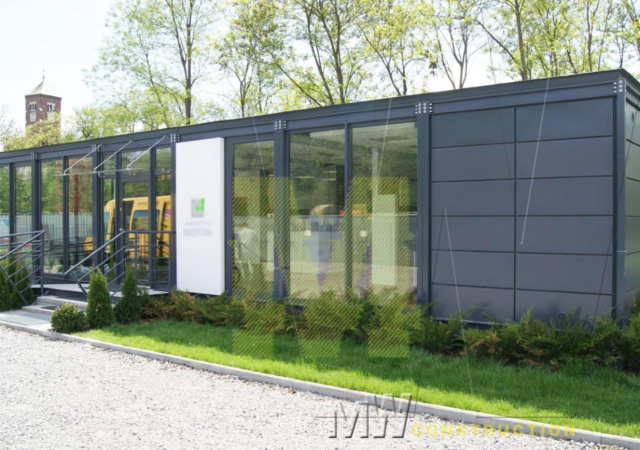 marketing units brand new - MW Construction