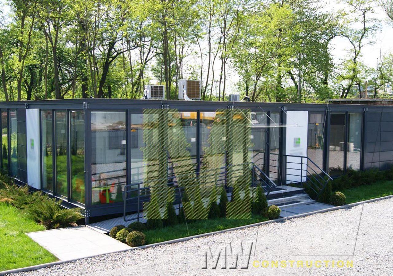 modular buildings uk - MW Construction