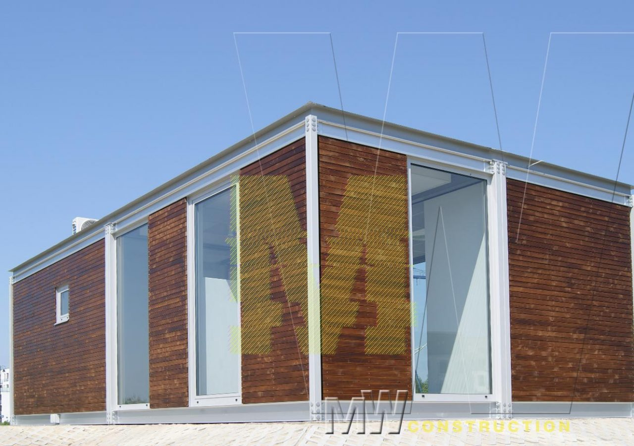 modular offices - MW Construction
