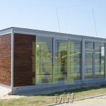 security gatehouse design - MW Construction