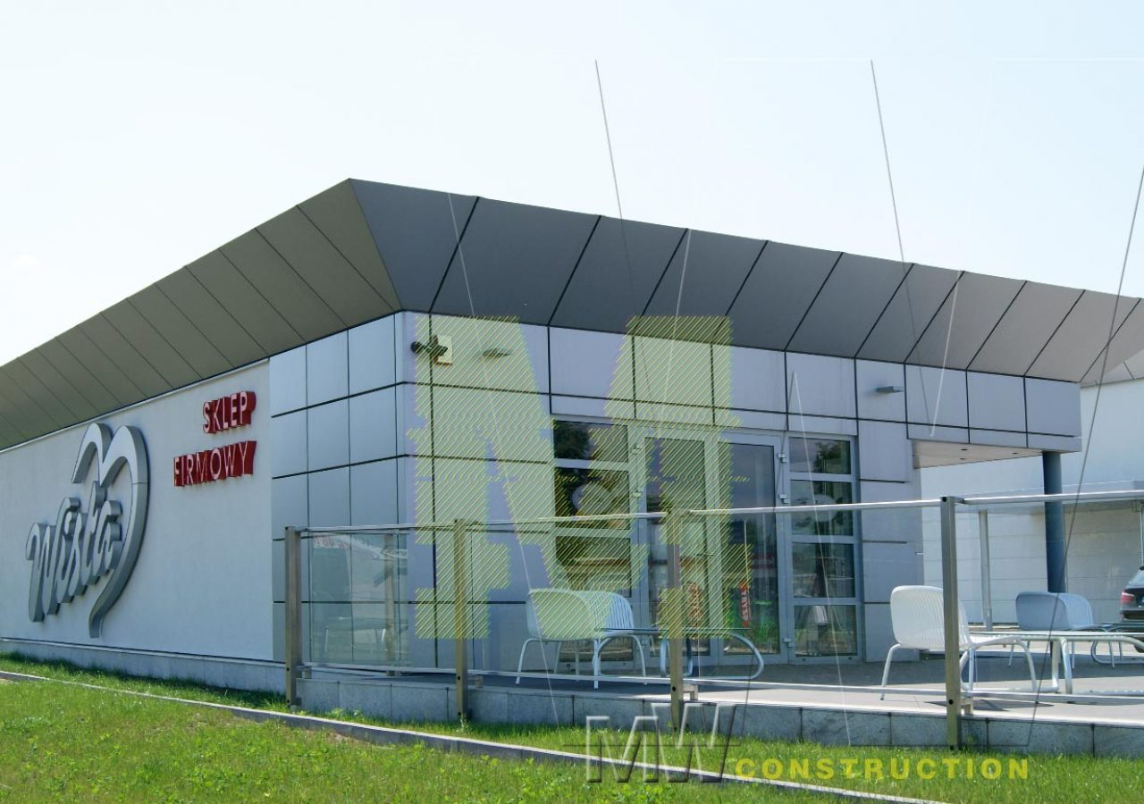 portable shops - MW Construction