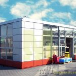 portable petrol stations - MW Construction