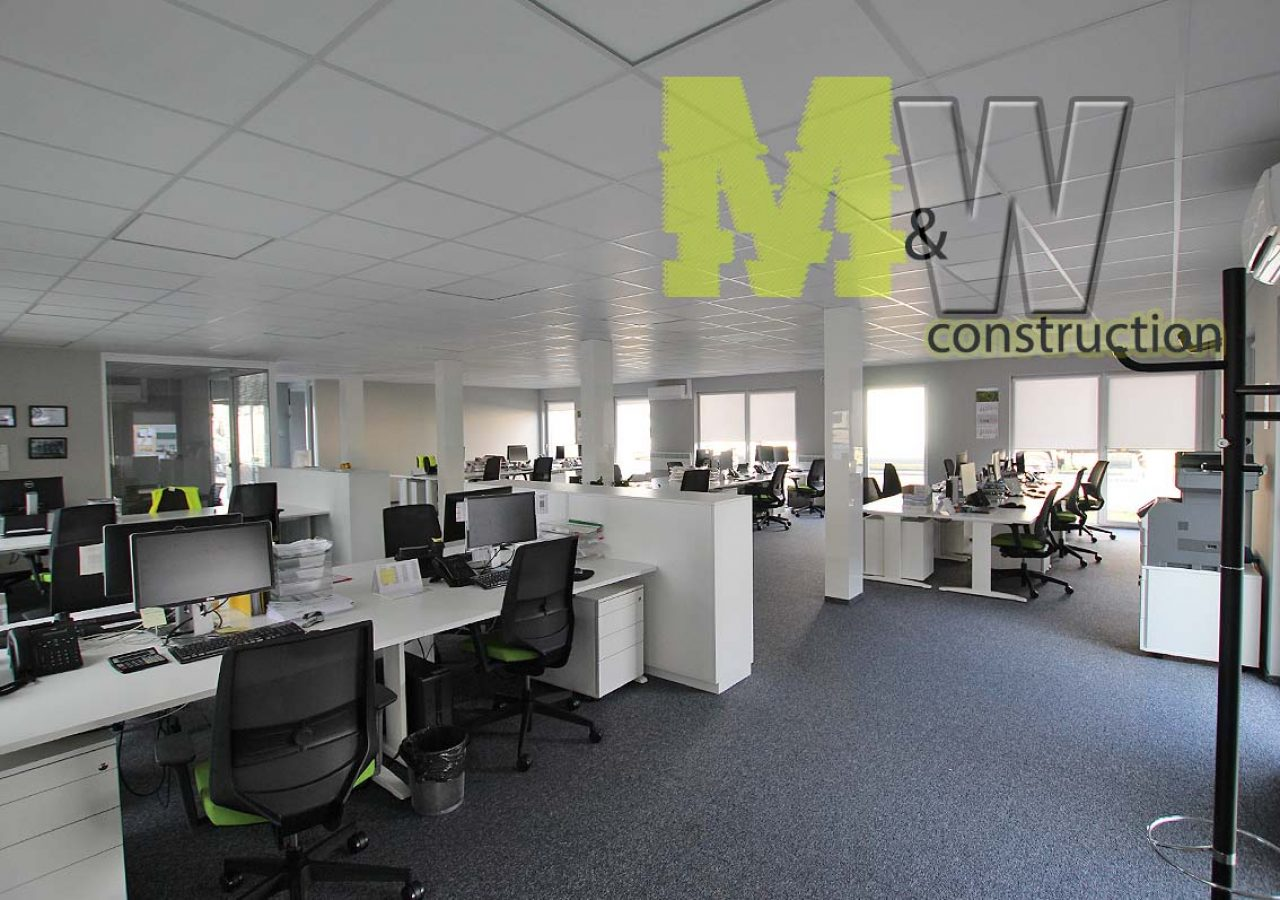 office buildings - MW Construction