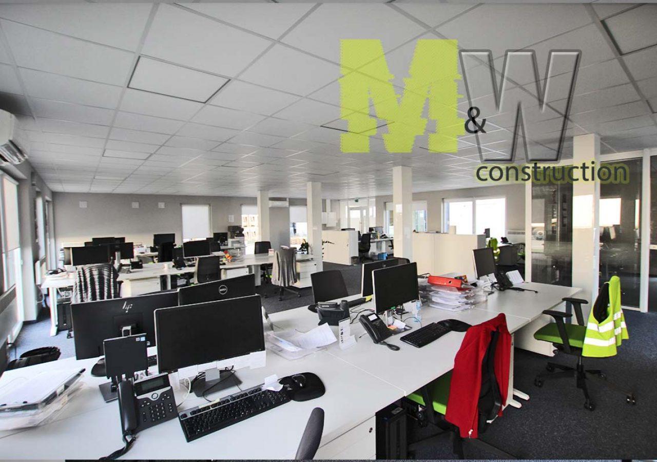 modern office - MW Construction