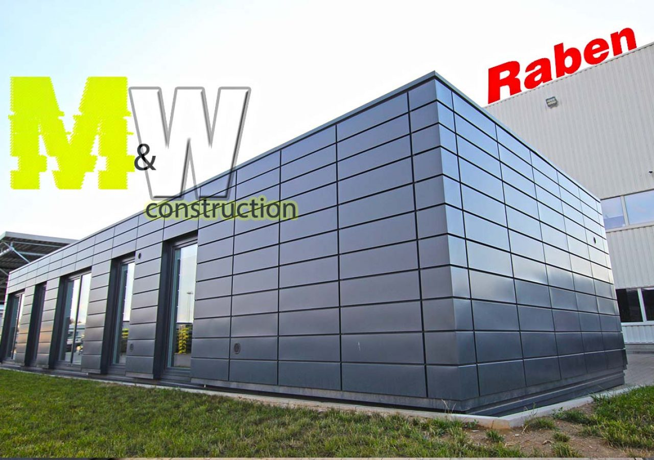 modular offices united kingdom - MW Construction