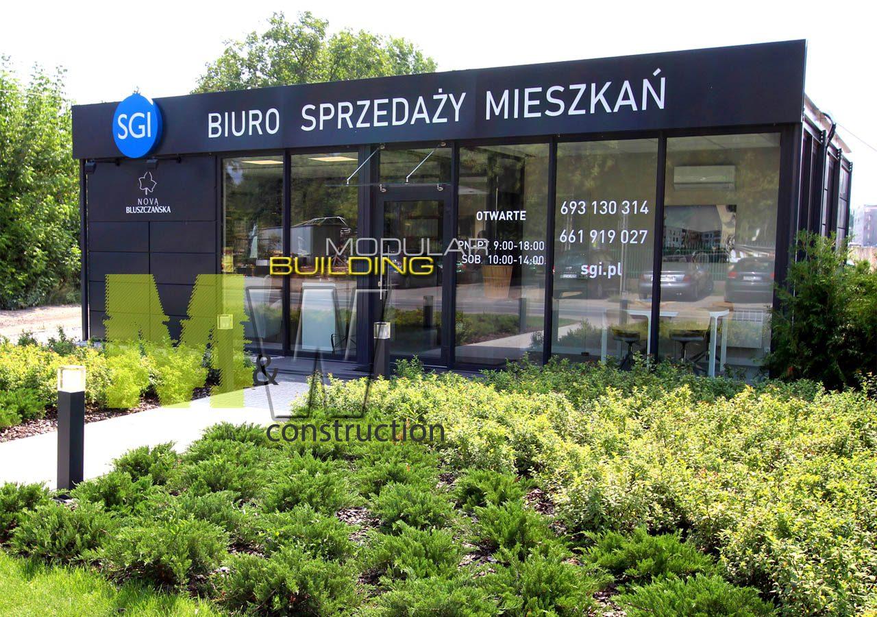 modern garden office - MW Construction