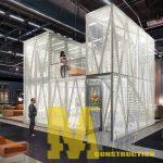 brand new portable cabins design - MW Construction