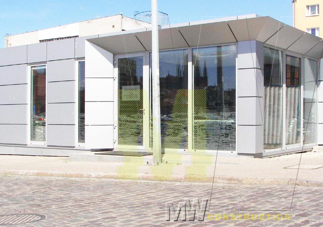 Modular Building - MW Construction