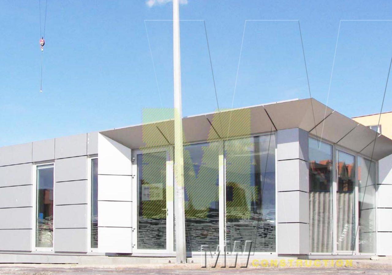 modular construction - MW Construction