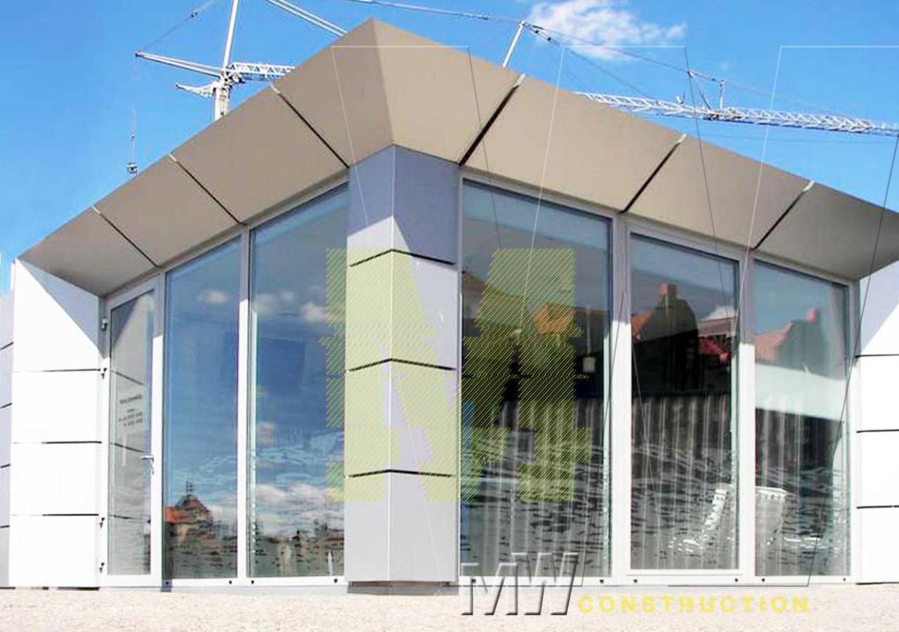 bay modular building - MW Construction