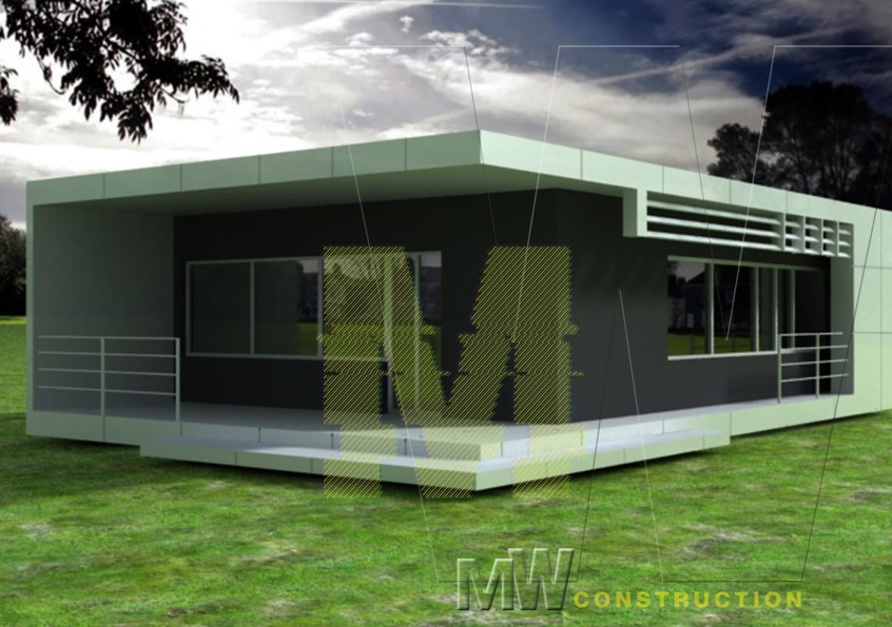 pre-fabricated pavilions - MW Construction