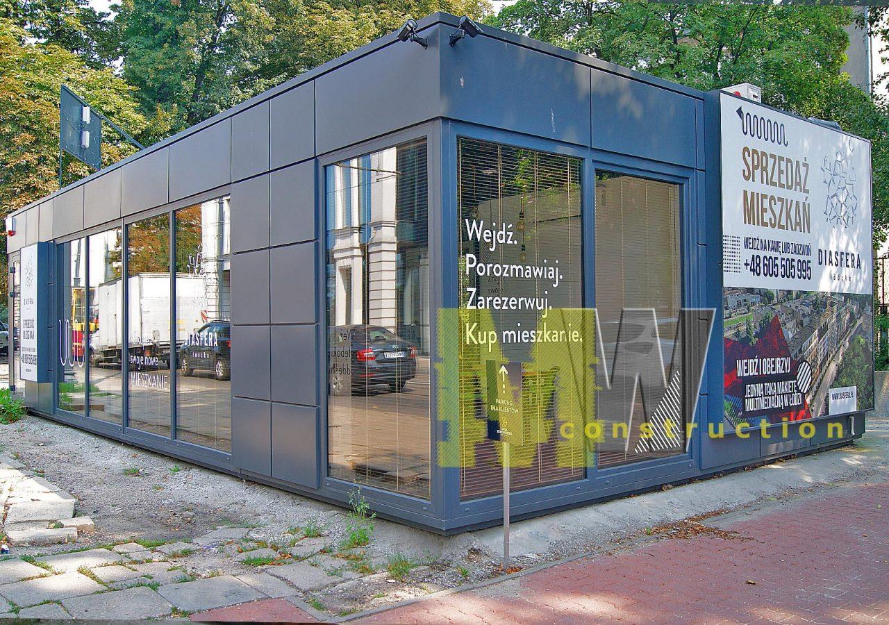 mobile units - MW Construction