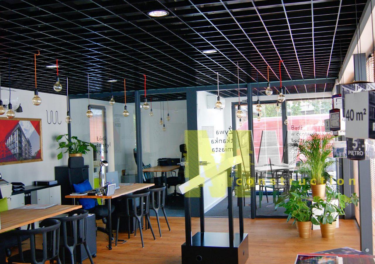 internal office design - MW Construction