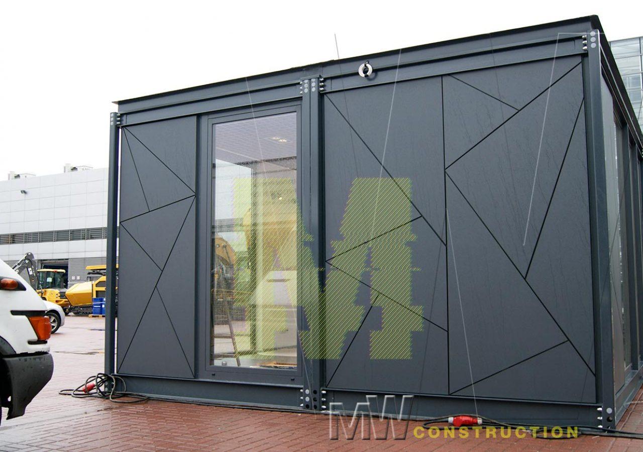 portable cabin uk - MW construction