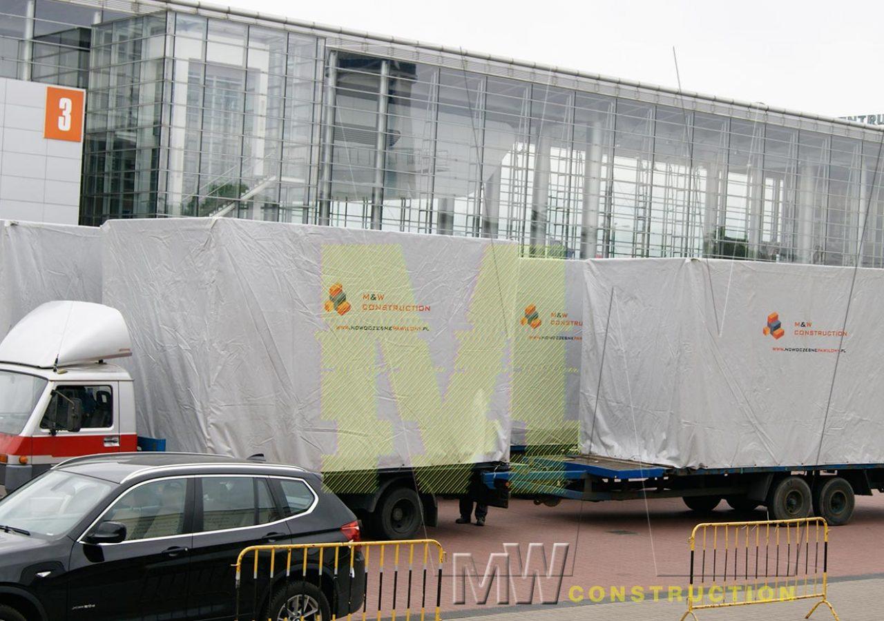 modular buildings, pavilions - MW construction