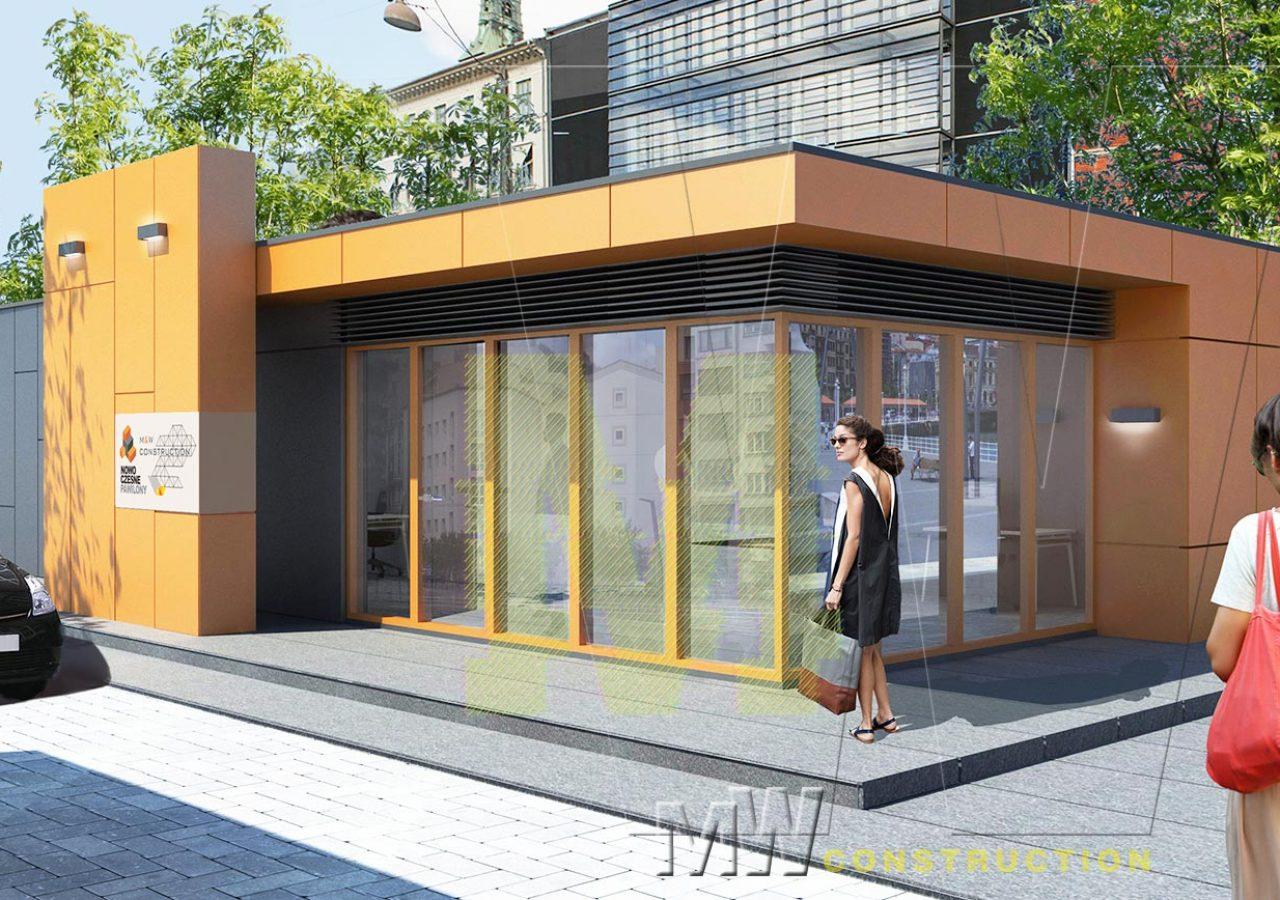 garden offices - MW Construction