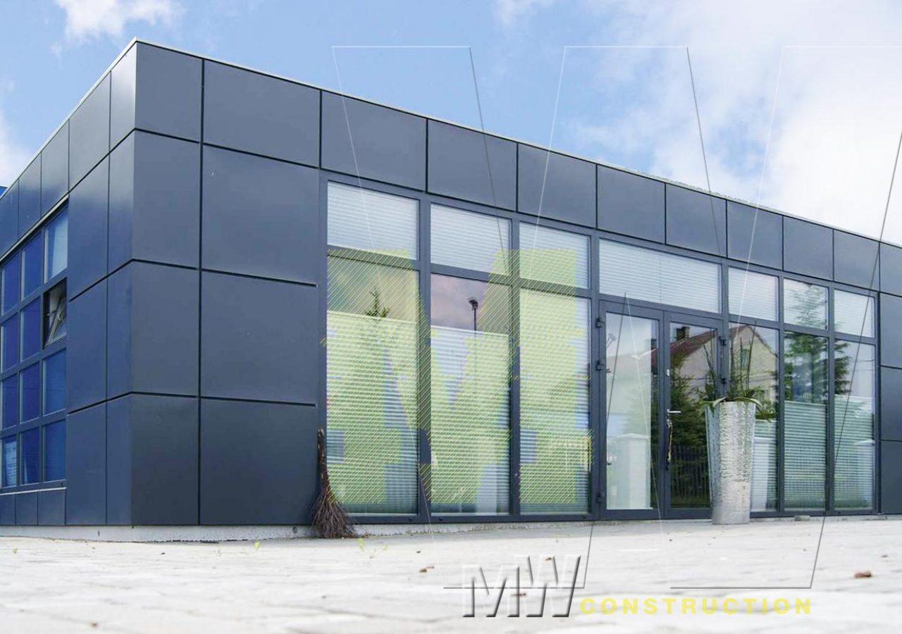 portable gatehouses - MW Construction