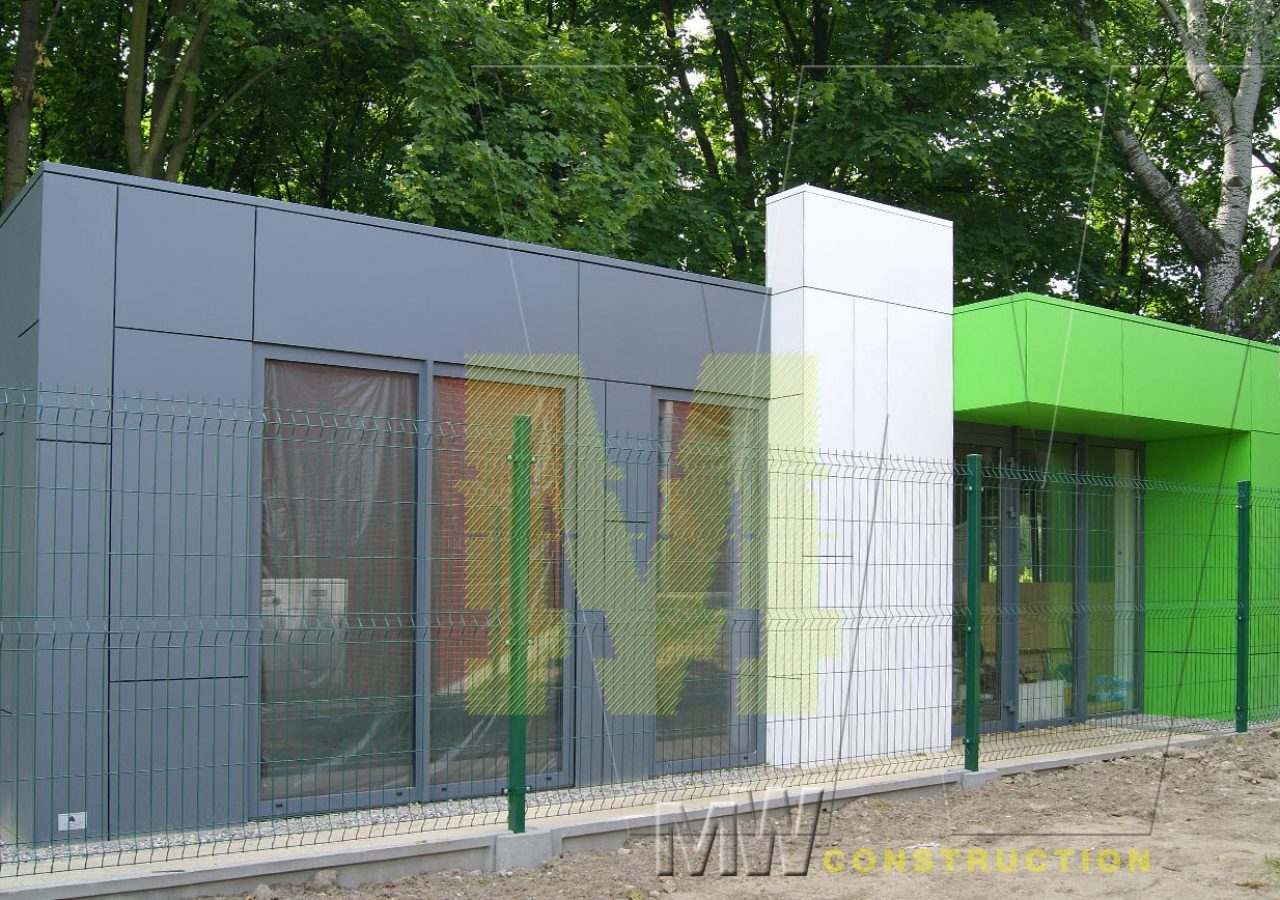 marketing units - MW Construction