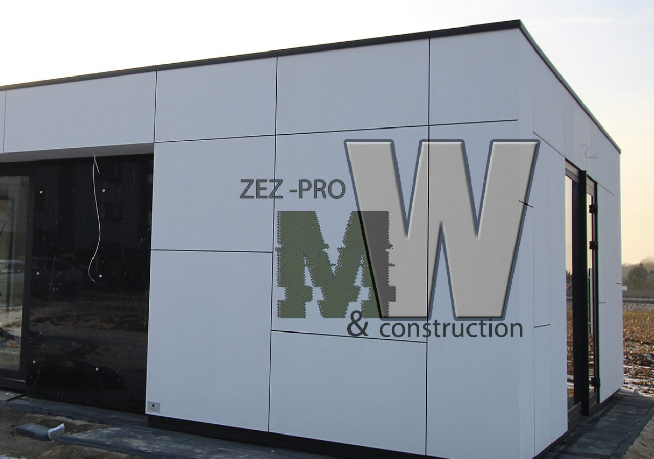 portable cabin - MW Construction