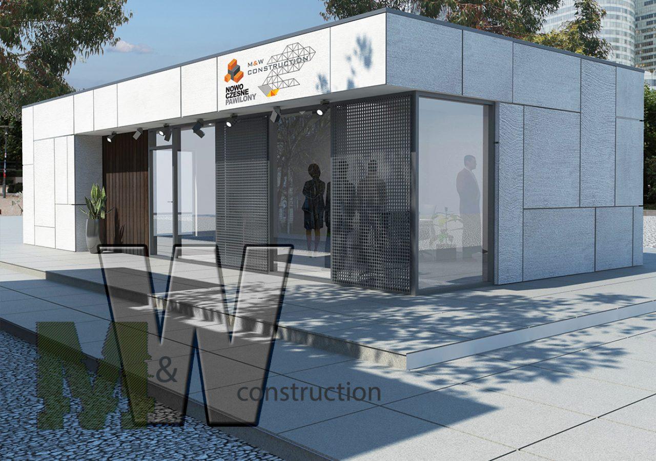 modular buildings, office - MW Construction
