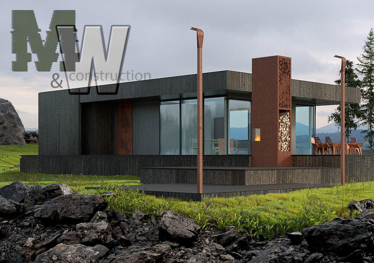 luxury home - MW Construction