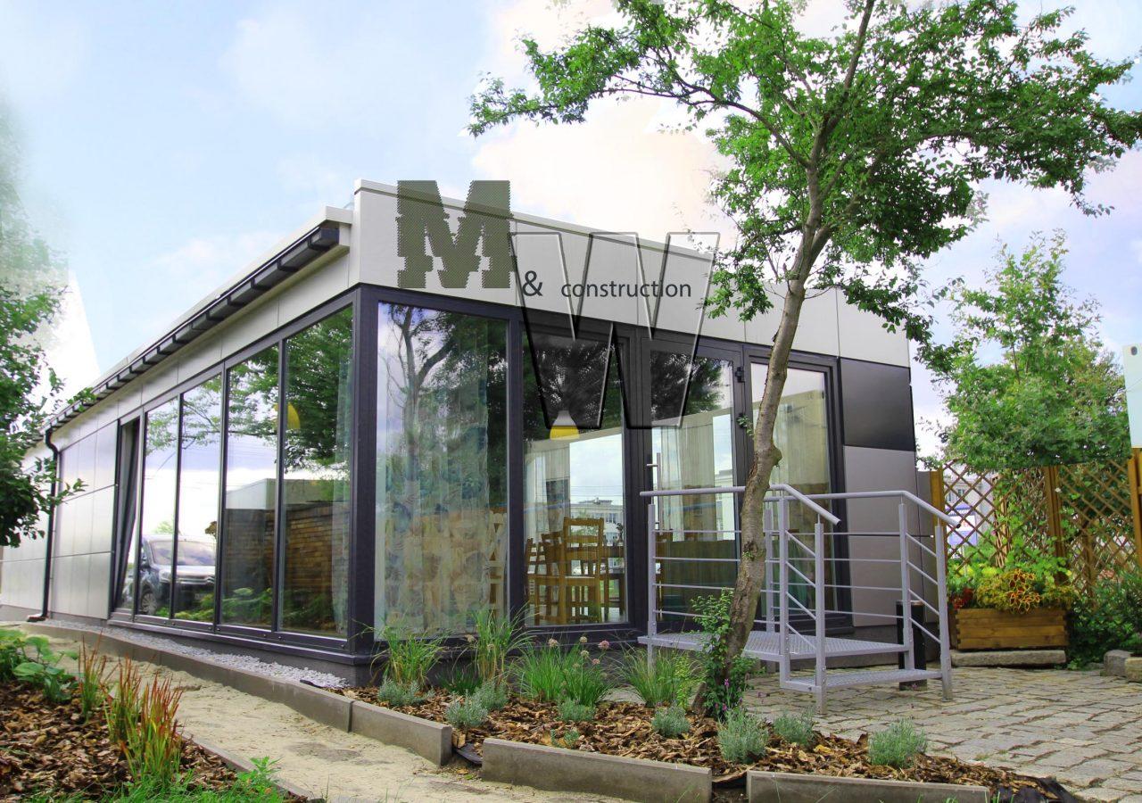 luxury pavilion for sale - MW Construction