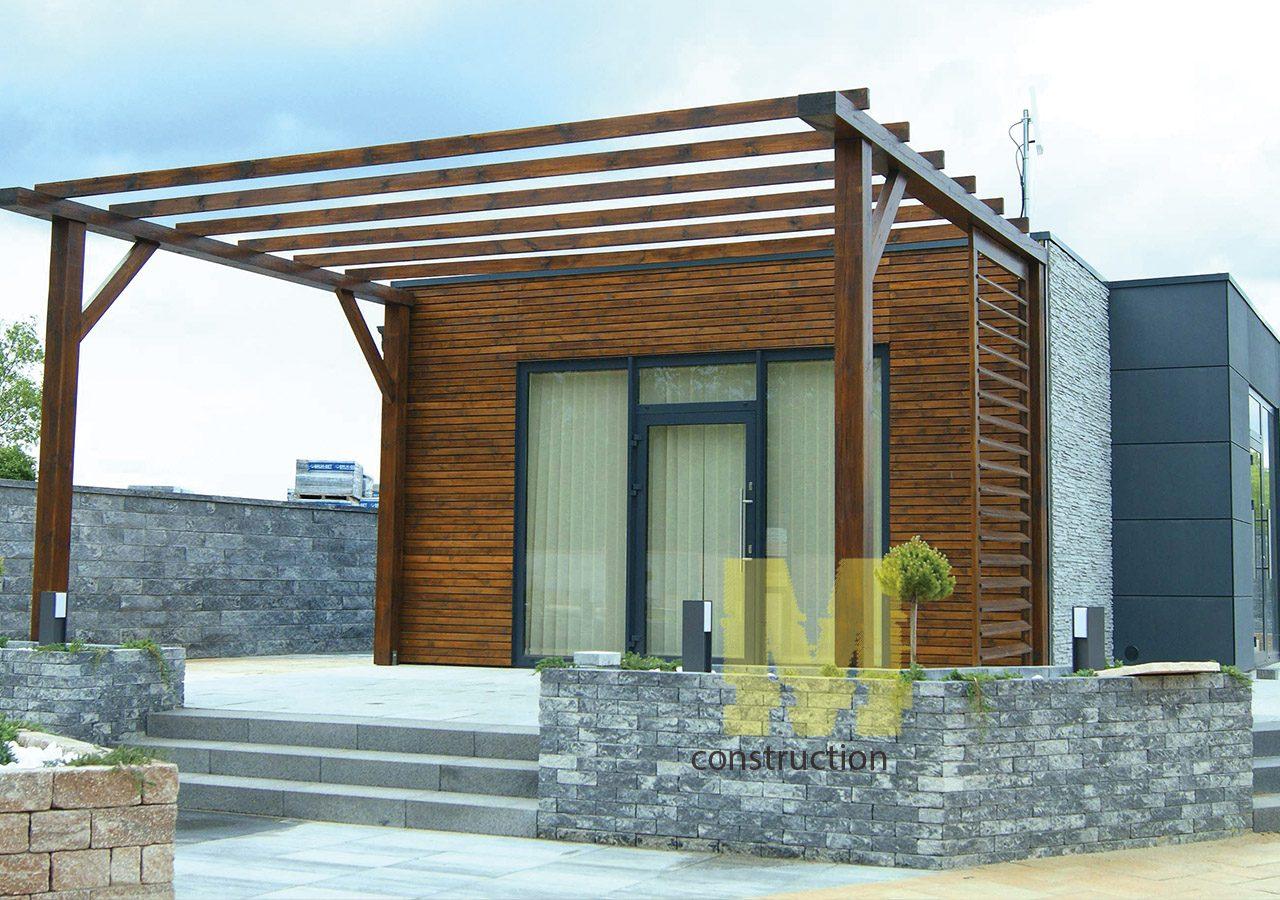modular offices design - MW Construction