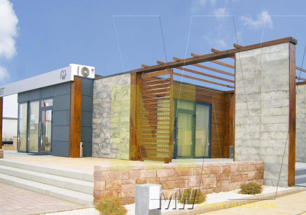luxury pavilions - MW Construction