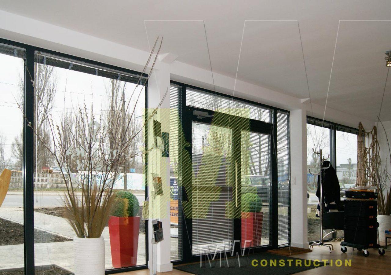 commercial pavilions uk - MW Construction