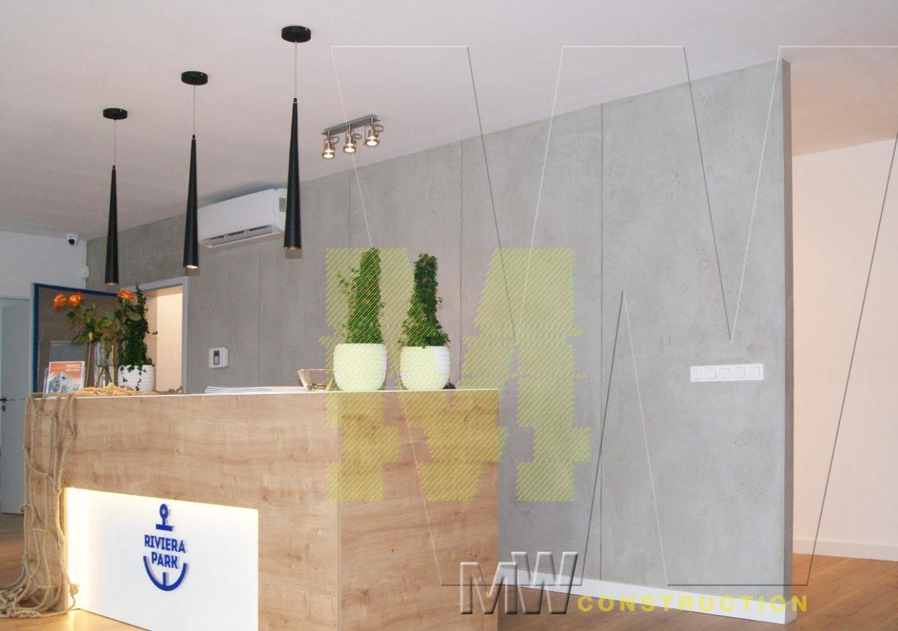 portable studio - MW Construction