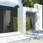 modular building for sale - MW construction