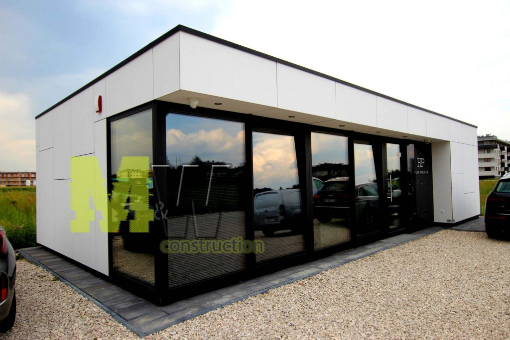 commercial temporary buildings