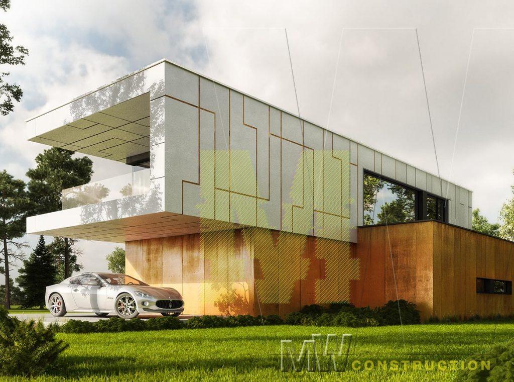 modular prefab home building